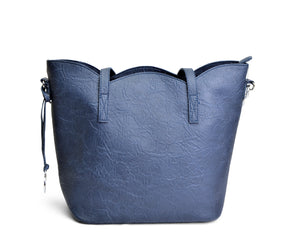 88911 Spacious Tote 3in1 Wholesale Handbag