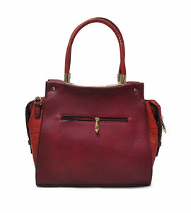 88775 Satchel Structured