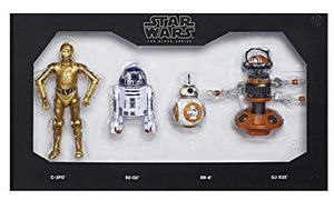 "Star Wars Galaxy's Edge Black Series Droid Depot 6"" Figure 4-Pack Theme Park Exclusive"