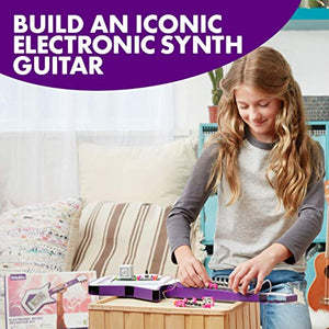 littleBits Electronic Music Inventor Kit - Build, Customize, & Play Your Own Educational & Fun High-Tech Instruments!