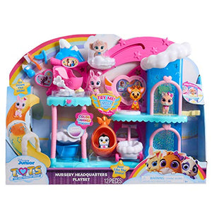 Disney Jr T.O.T.S. Nursery Headquarters Playset