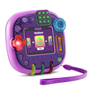 LeapFrog RockIt Twist Handheld Learning Game System, Green