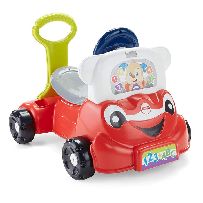 Fisher-Price Laugh & Learn 3-in-1 Smart Car