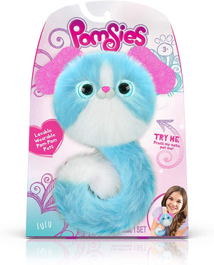 Pomsies Snowball Plush Interactive Toys-Winner-Top Plush Toy of 2019
