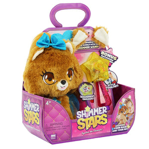 Shimmer Stars Plush Pet You Can Decorate, Twinkle The Unicorn