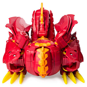 Bakugan, Dragonoid Maximus 8-Inch Transforming Figure with Lights and Sounds, for Ages 6 and Up