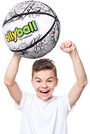 OLLYBALL THE ULTIMATE INDOOR PLAY BALL!