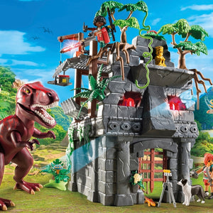 Hidden Temple with T-Rex Kit-Winner-Top Playset Toy of 2019