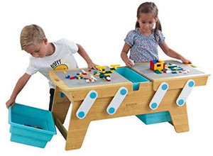 KidKraft Building Bricks Play N Store Table-Winner-Top Creative Toy of 2019