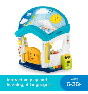 Laugh & Learn® Smart Learning Home