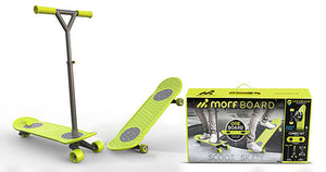 MorfBoard Skate/Scoot Combination by JAKKS Pacific-Winner-Top Outdoor Toy of 2019
