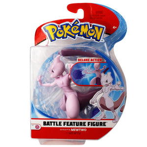 Pokémon 4.5 Inch Battle Feature Figures-Winner-Top Action Figure of 2019