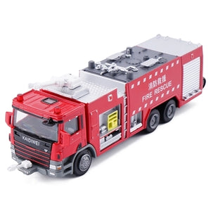 Ultimate Rescue Fire Truck Toy