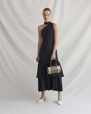 Lizzie Dress Black - SPECIAL PRICE
