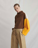 Parker Sweater Brown - WEBSHOP EXCLUSIVE