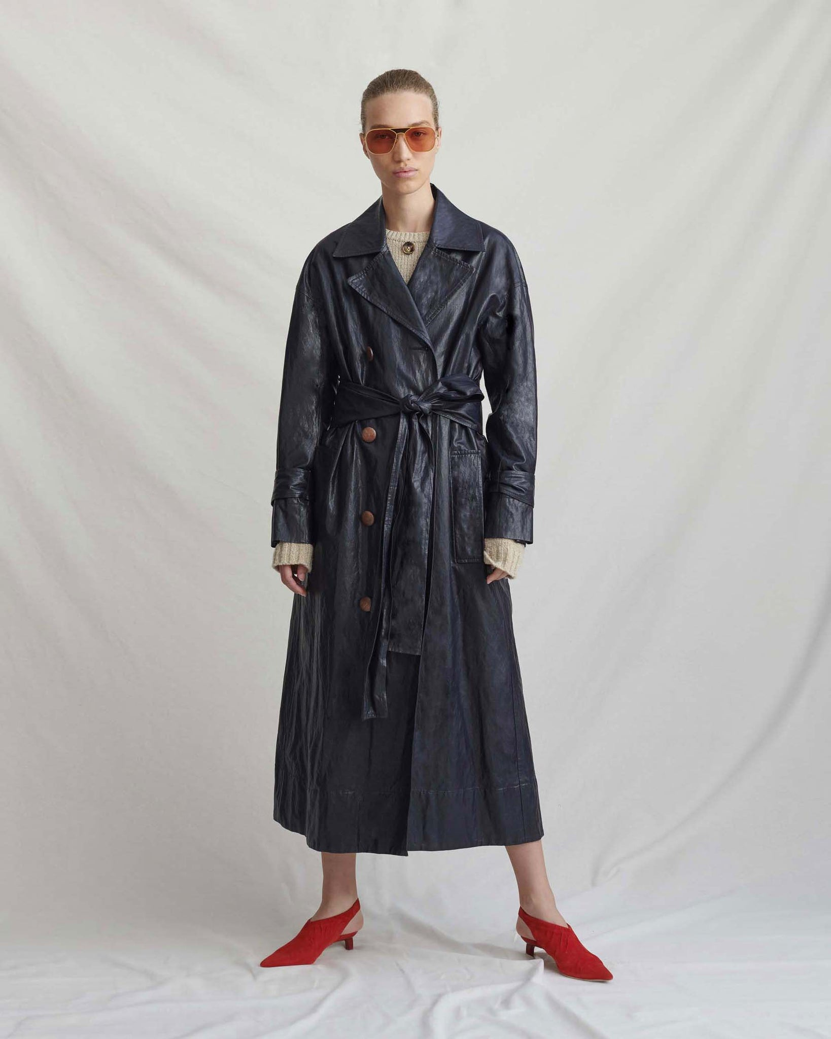 Oli Navy Trench