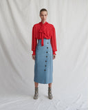 Scout Blue Skirt