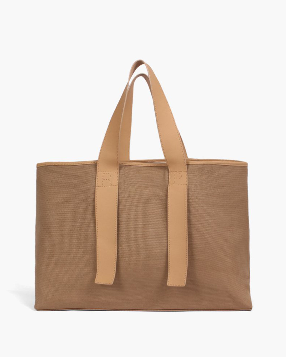 Carter Tote Canvas Natural