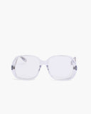 Olive Sunglasses Clear