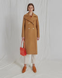 Simone Coat Wool Camel