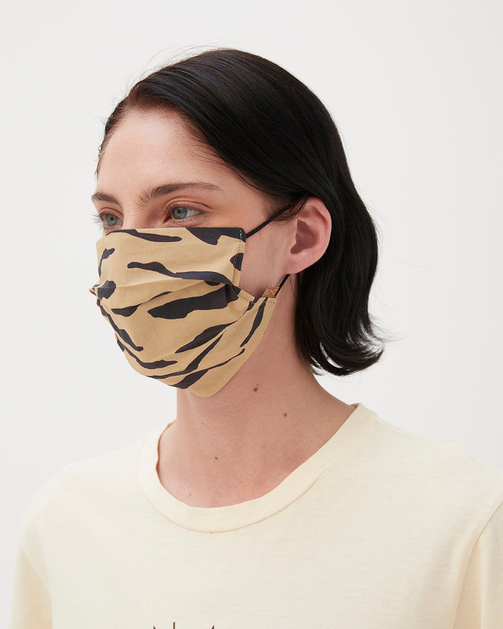 Face Covering Cotton Tiger
