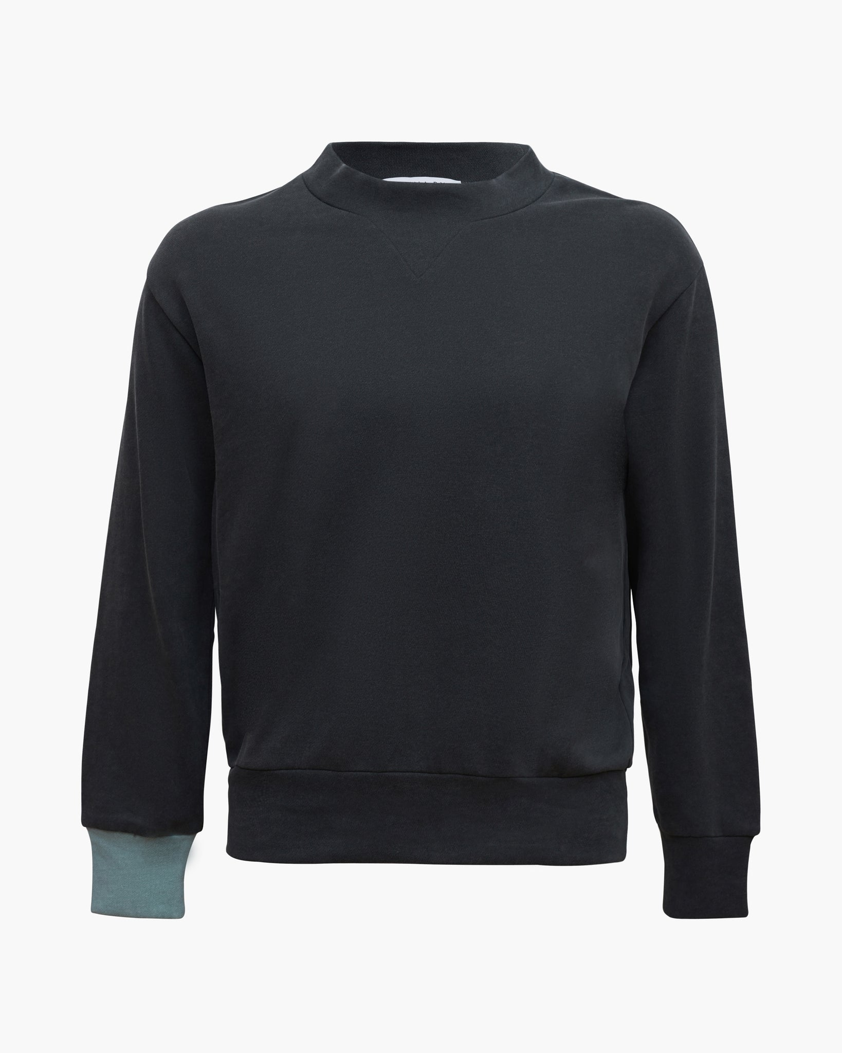 Drew Sweatshirt Cotton Sweatshirt Black Mix  - UNISEX