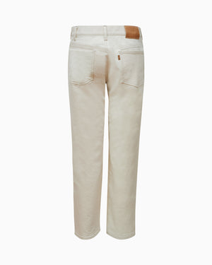 Toby Jeans Cotton Denim Ivory Mix  - UNISEX