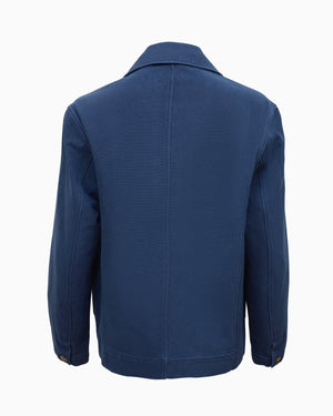 Bobby Jacket Cotton Navy  - UNISEX
