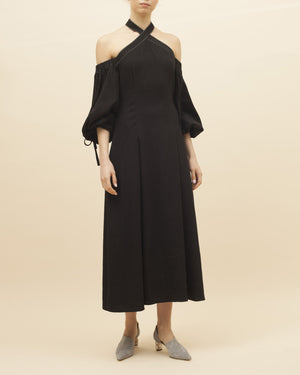 Odelia Dress Black