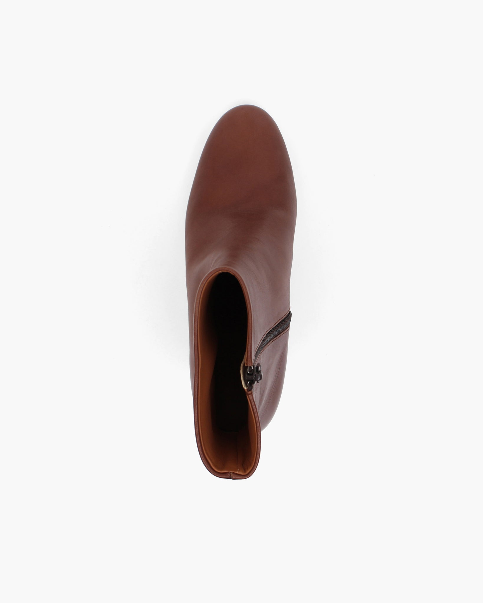 Sadie Boots Leather Chocolate