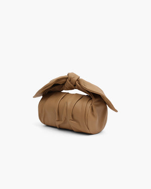Nane Bag Leather Nappa Almond