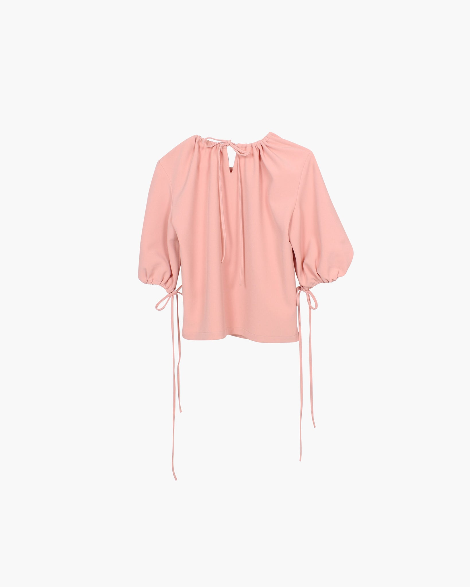 Sofie Shirt Blush Crepe