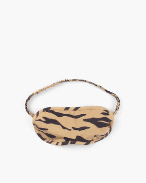 Eye Mask Cotton Print Tiger