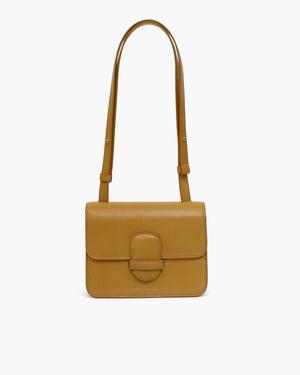 Harper Bag Small Leather Ocre