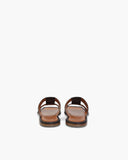 Rowan Sandals Leather Black