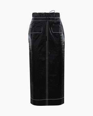 Taylor Skirt Tyvek Black