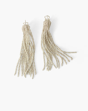 Tina Earrings Silver