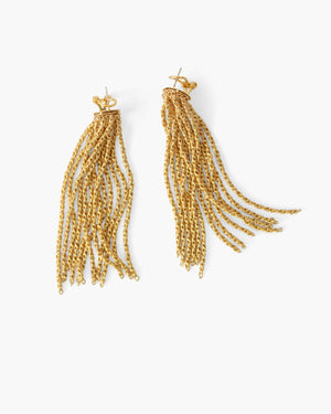 Tina Earrings Gold