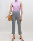 Rebecca Top Tencel Jersey Lilac - SPECIAL PRICE