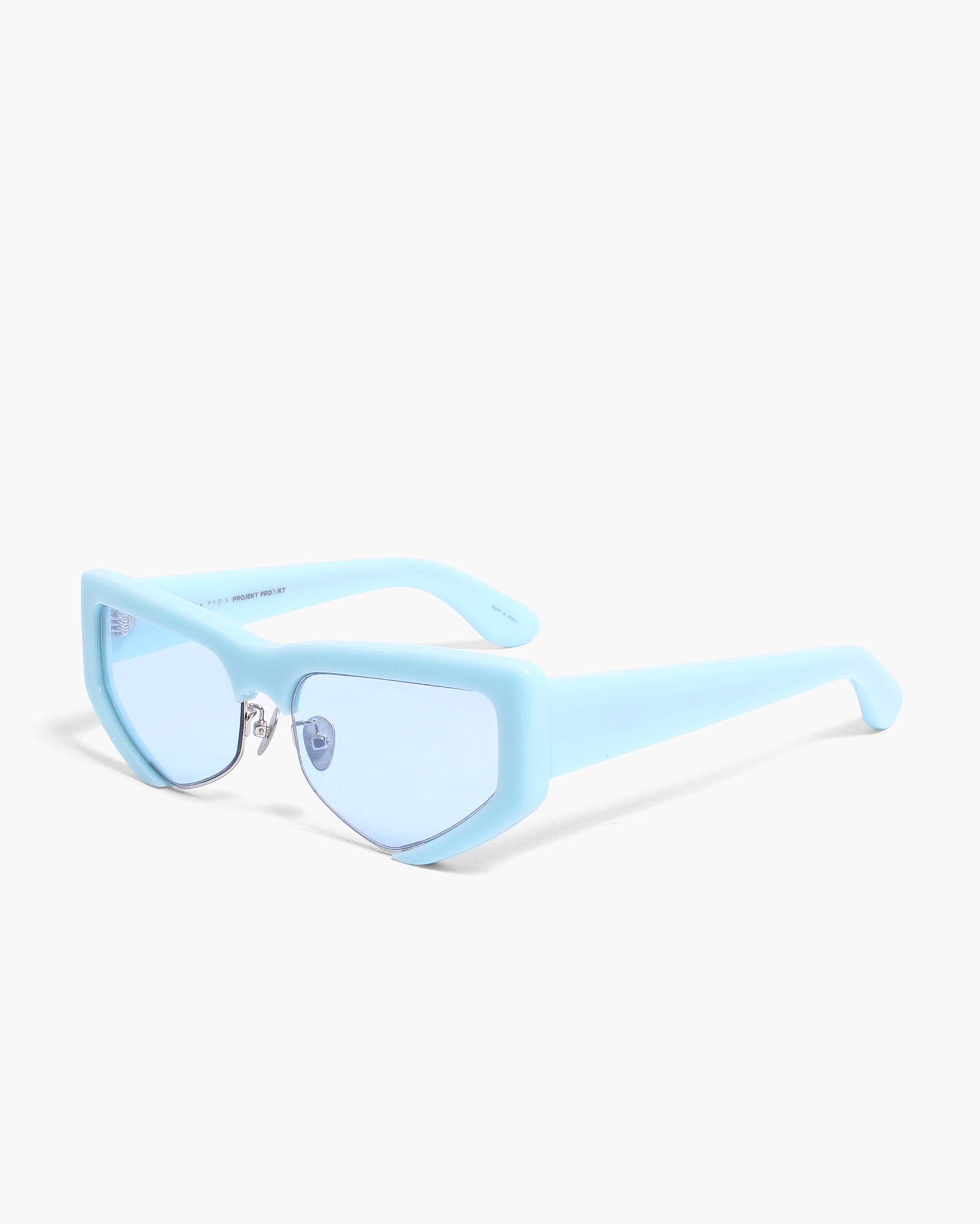 Tate Sunglasses Light Blue