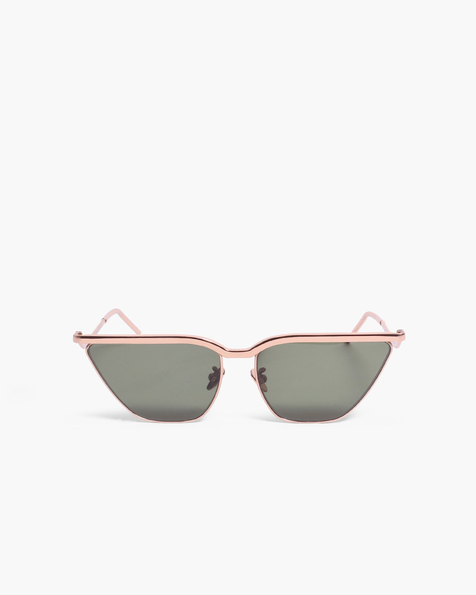 Kira Sunglasses Pink Gold
