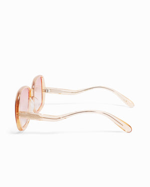 Olive Sunglasses Clear Yellow