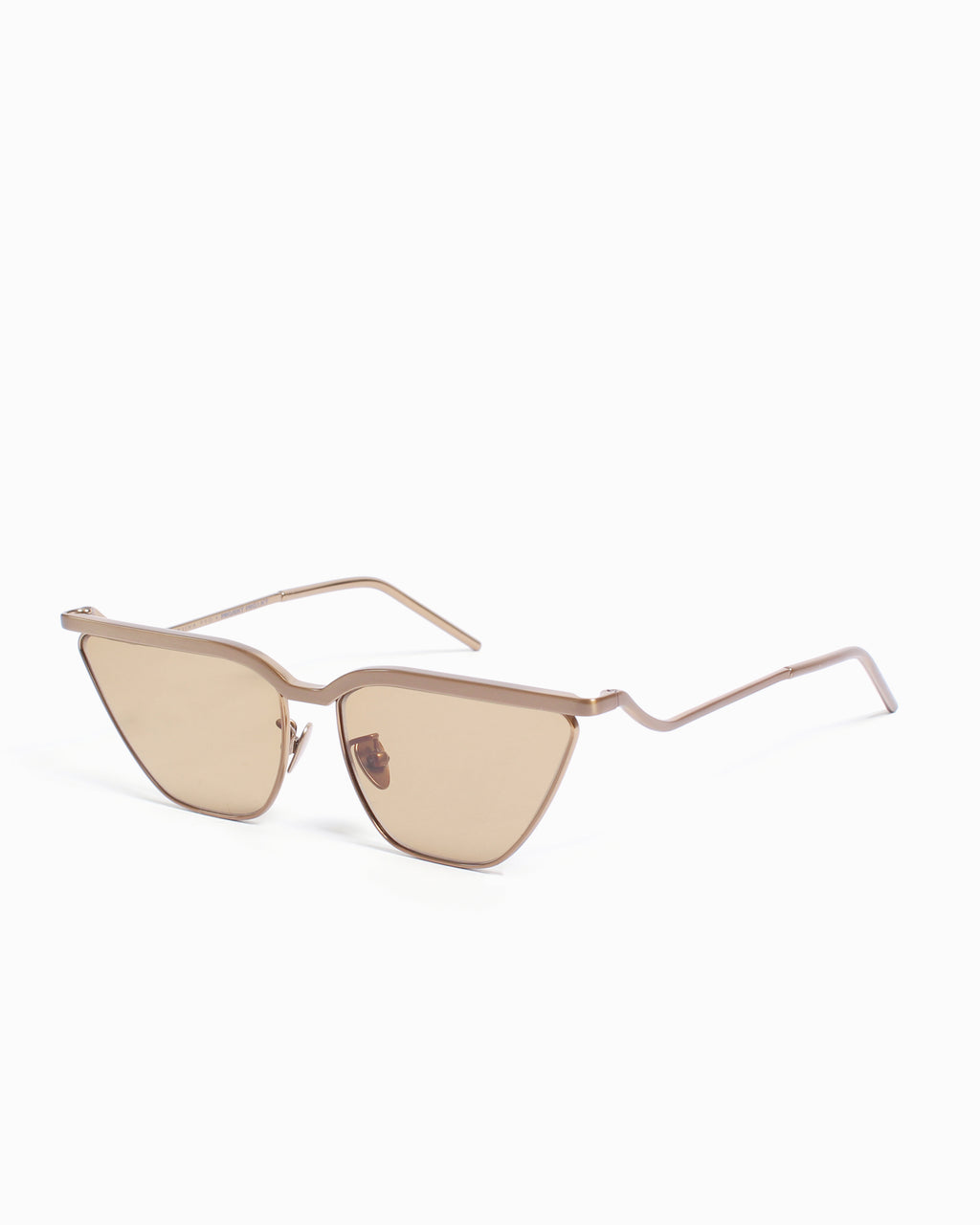 Kira Sunglasses Vintage Brown