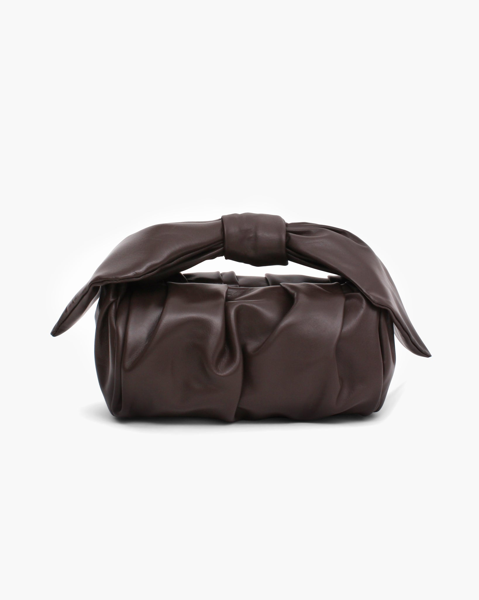 Nane Bag Leather Dark Brown - WEBSHOP EXCLUSIVE