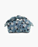 Nane Bag Organza Mint Print + Tencel Voile Purple