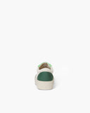 Bailey Sneakers Cotton Canvas Green