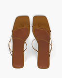 Wave Harley Sandals  Leather Olive - SPECIAL PRICE