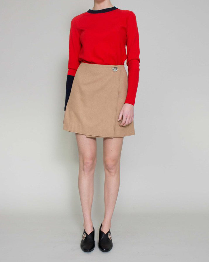 Hailey Skirt Camel