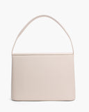 Felix Bag Leather Texture Off-white