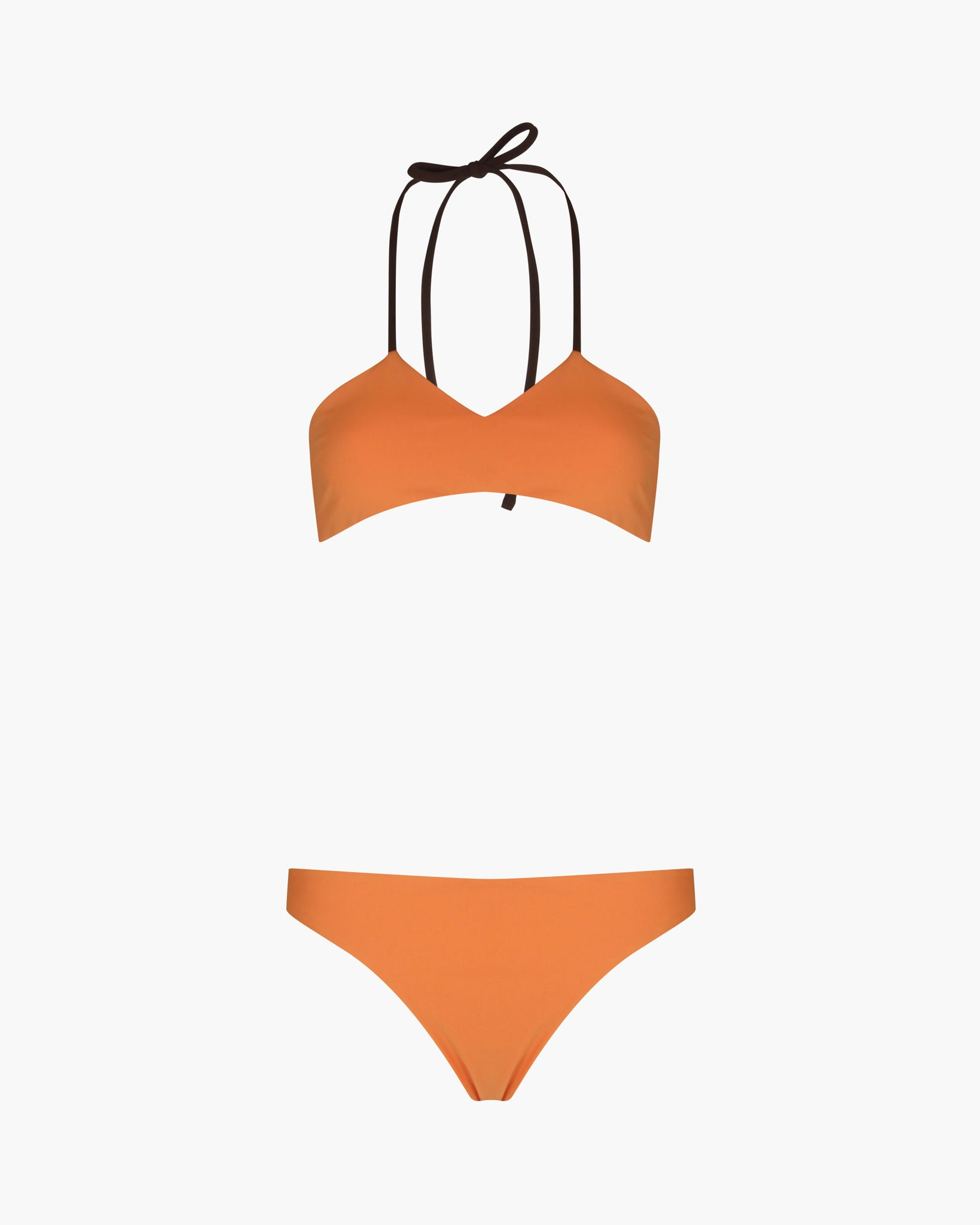 Ava Bikini Brief Orange